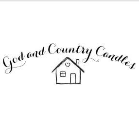 God And Country Candles