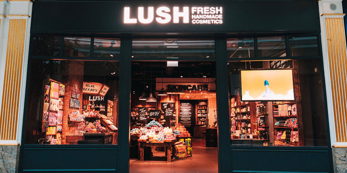 Trafford Centre shop front