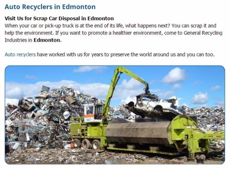 General Recycling Industries Ltd