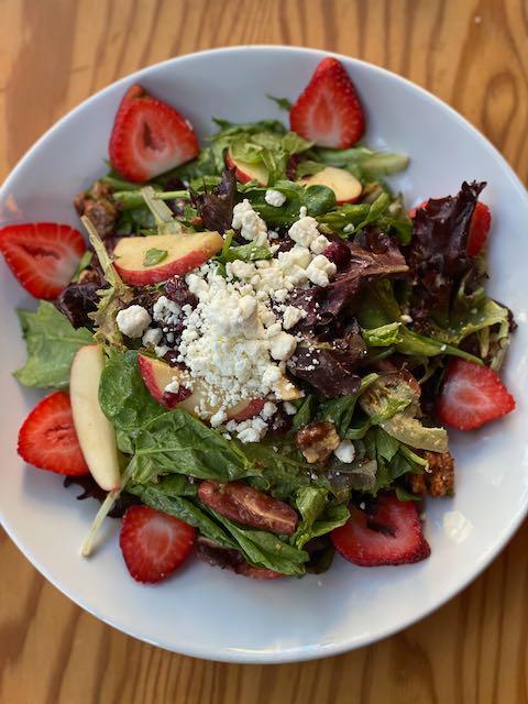 Grosser Salat