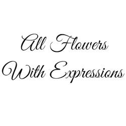 All Flowers with Expressions