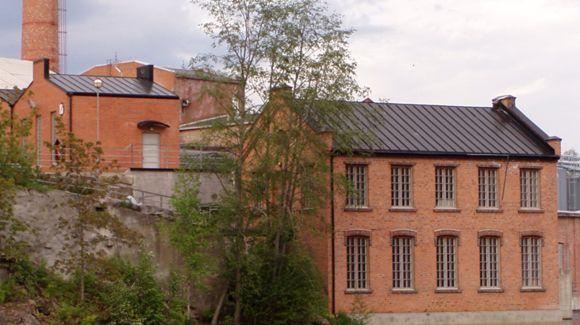 Masuuni Brunou Juankosken tehtaan- ja työväenmuseo