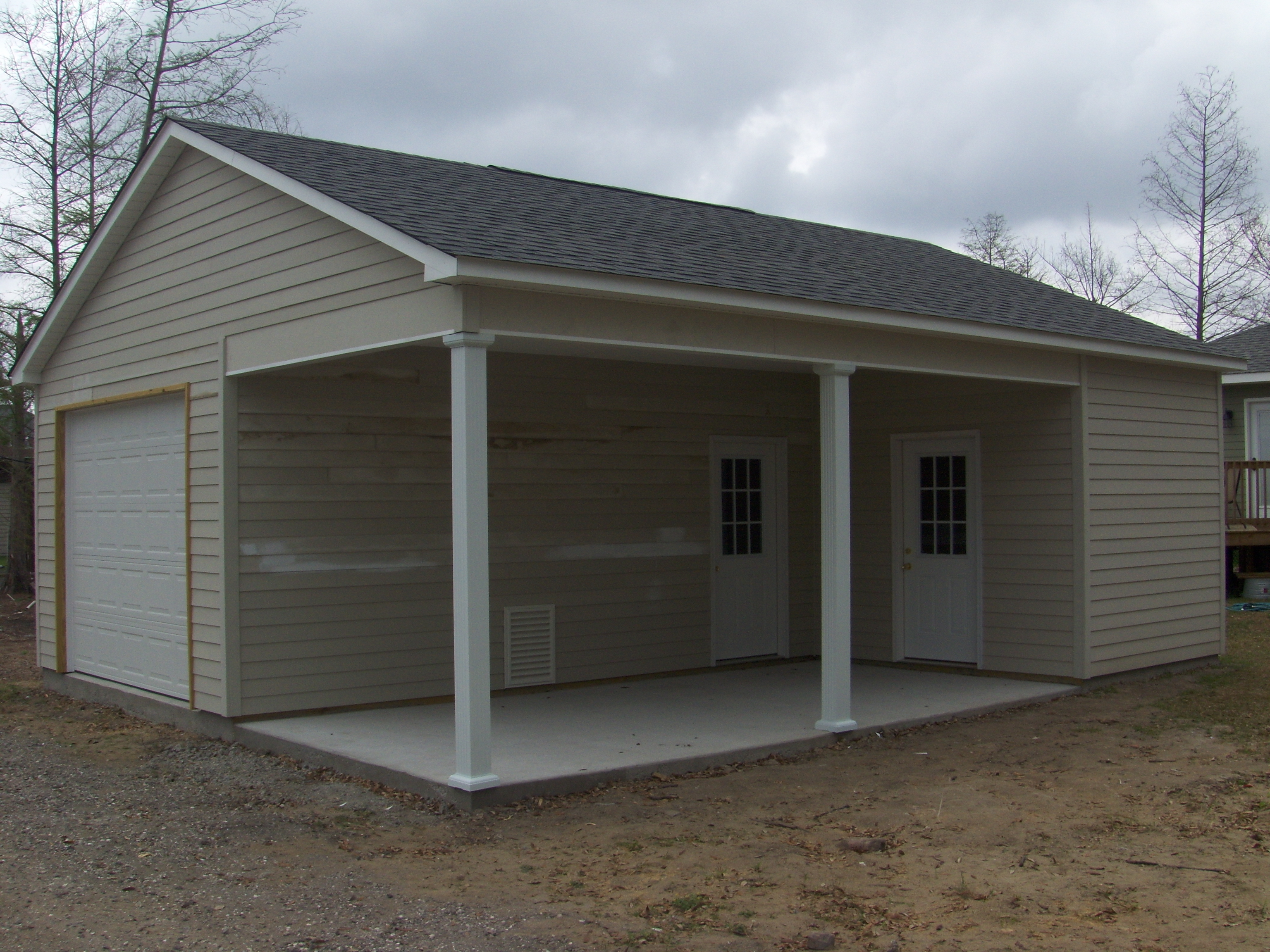 Custom Built Garages 805 S Al Davis Rd Harahan La Garage