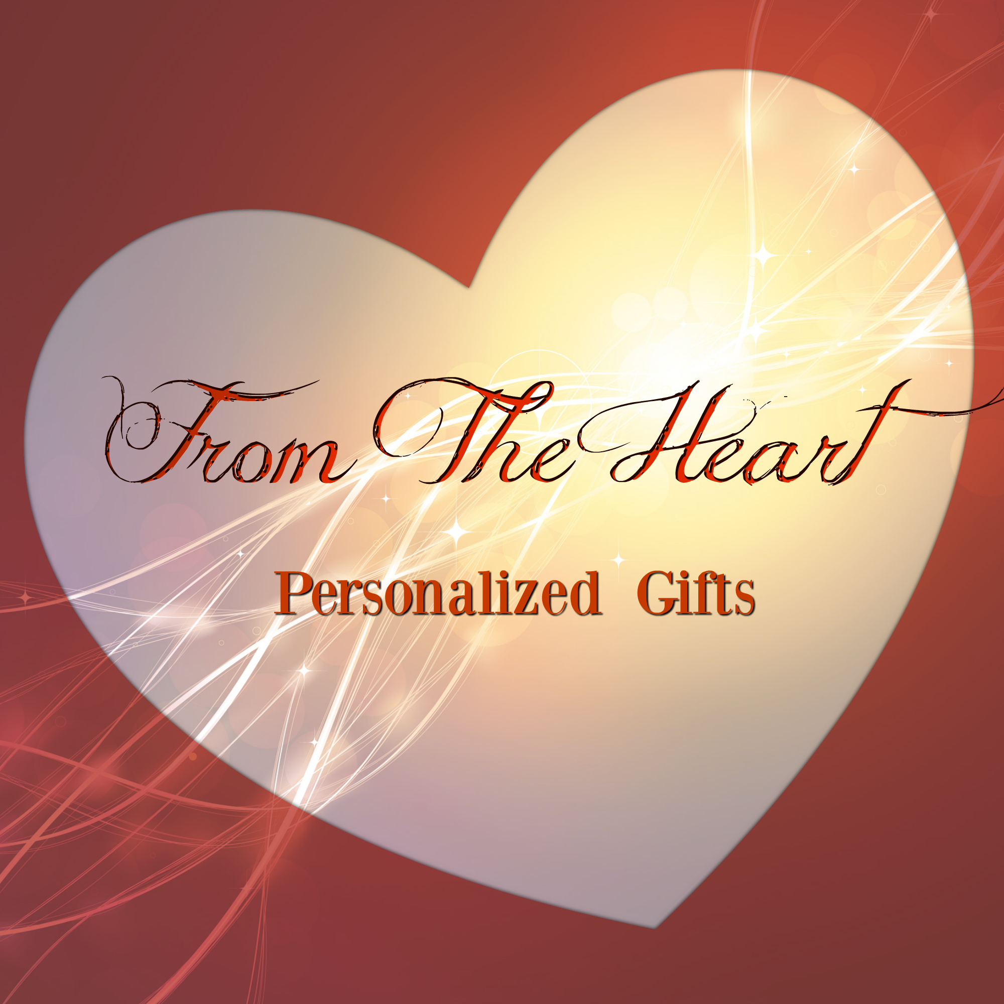From The Heart Personalized Gifts
