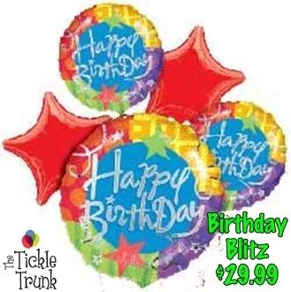 Tickle Trunk & TTM Events Kelowna (250)868-8254
