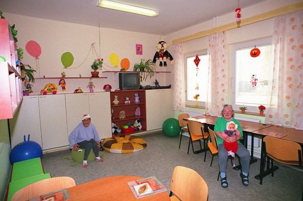 Domov pro osoby se zdravotním postižením v Mariánské, p.o.