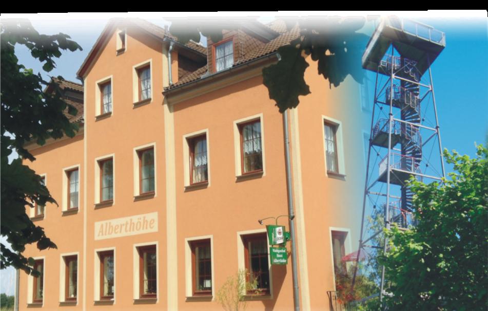 Waldgasthof Alberthöhe