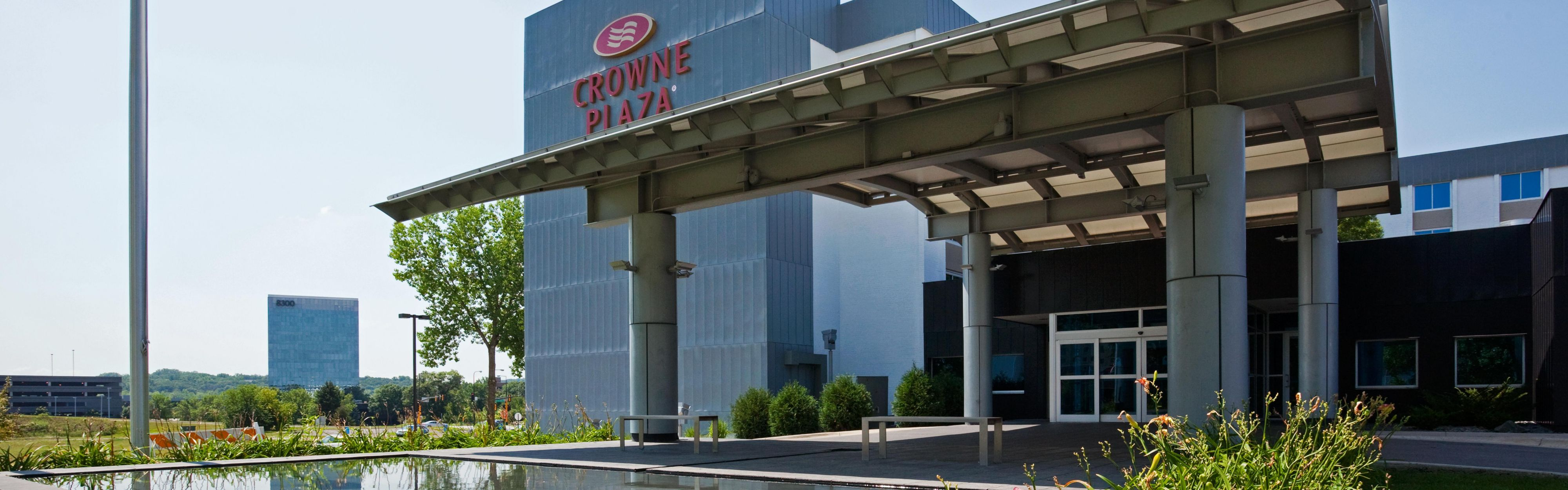 Crowne Plaza Hotel Bloomington Msp Airport Moa