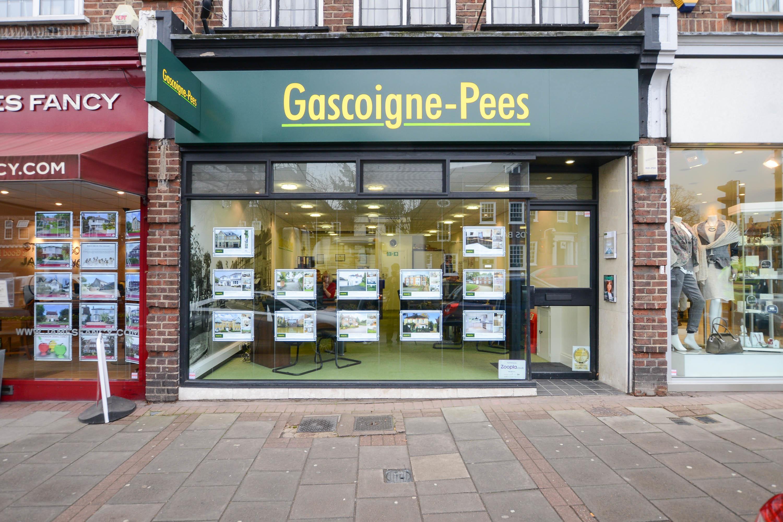 Consider, that Gascoigne and pees alton