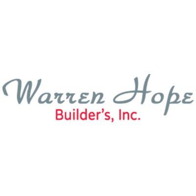 Warren Hope Builder's, Inc.