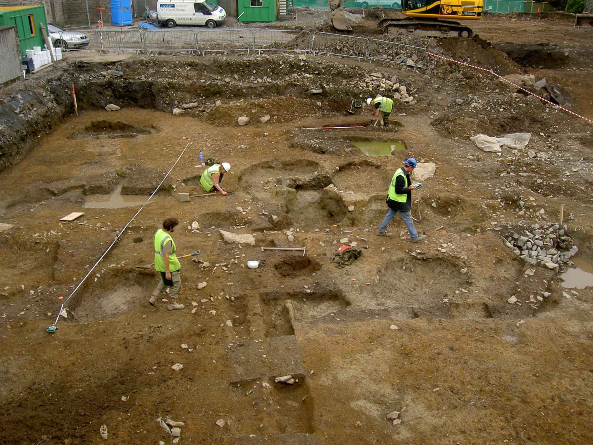 Greenlane Archaeology Ltd