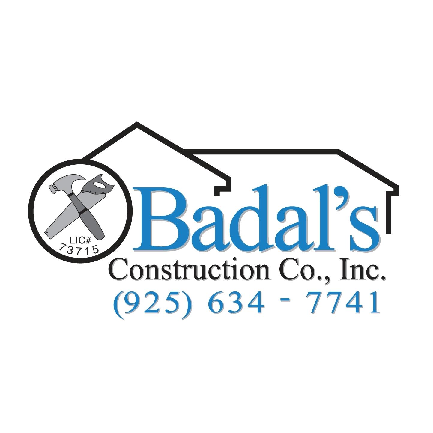 Badal's Construction Co Inc