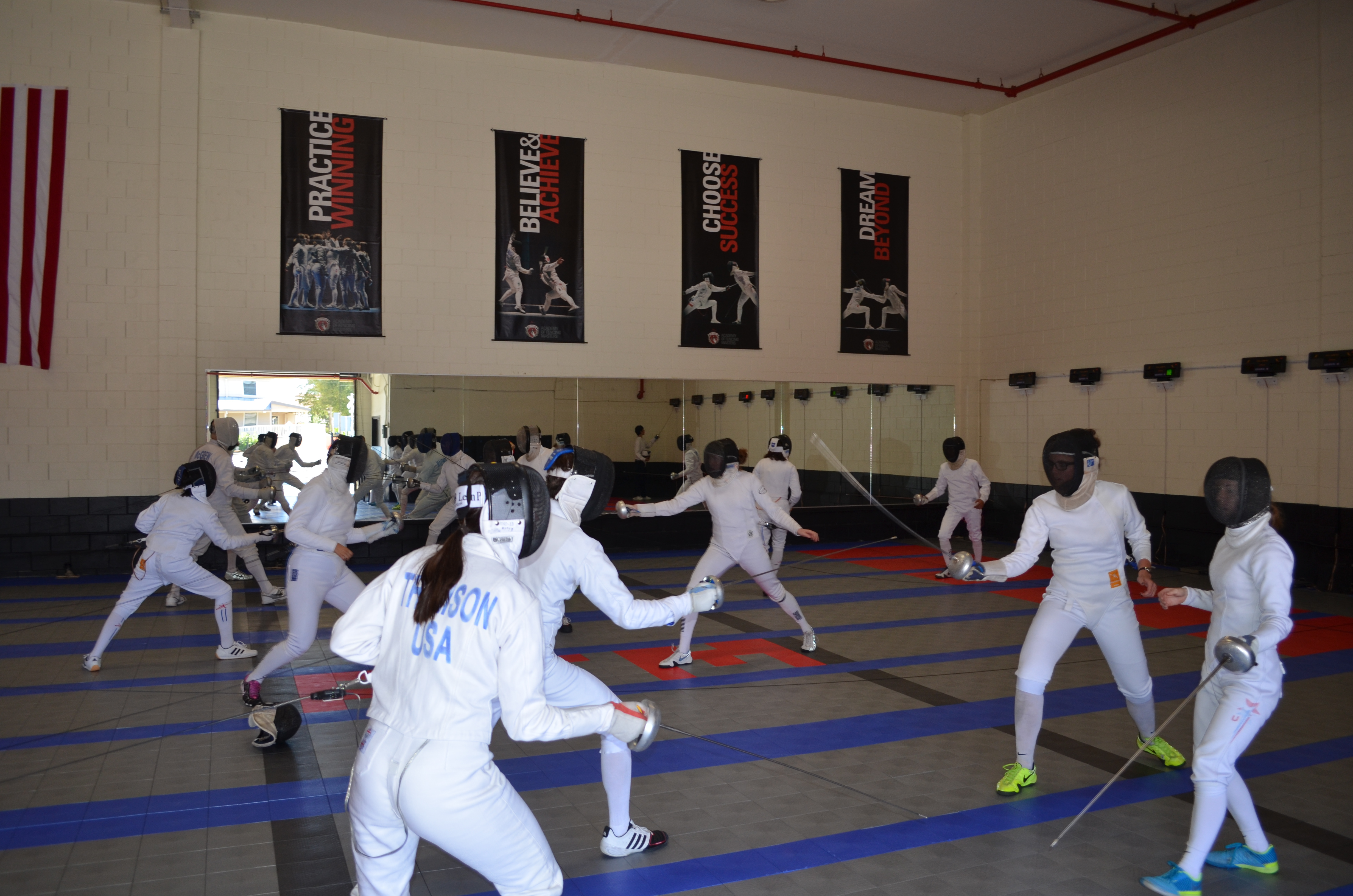 Academy Of Fencing Masters image 1