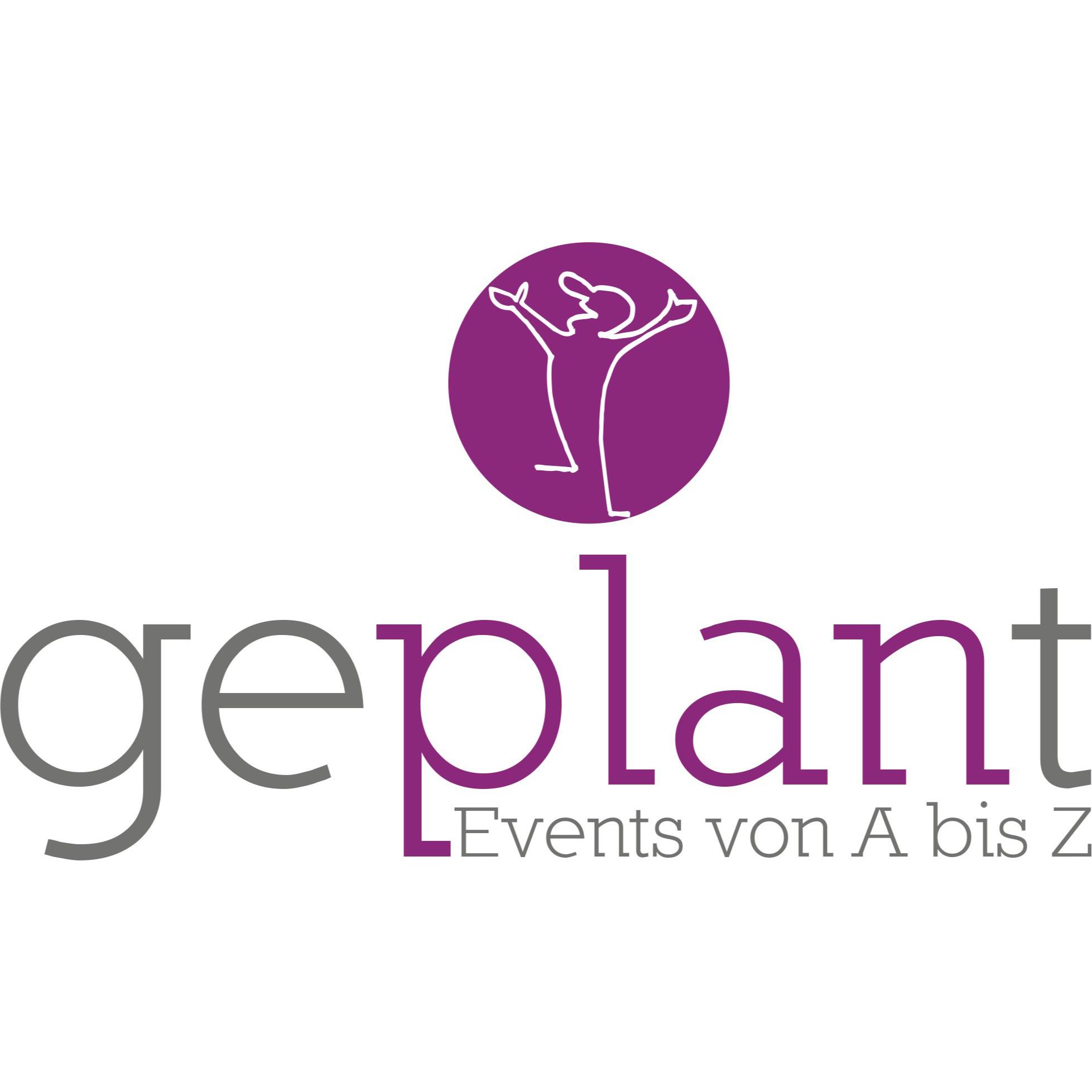gePLANT Events von A bis Z