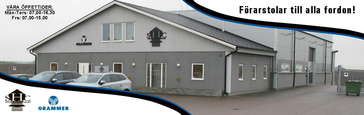 Svensk Hytt-Comfort i Laholm AB