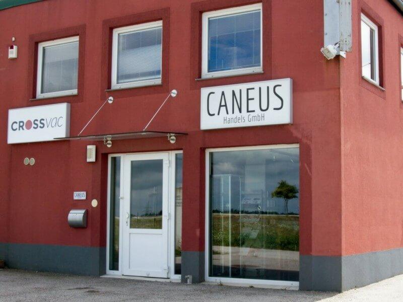 CANEUS Handels GmbH, Zentralstaubsauger, Staubsaugeranlagen & Zentralstaubsauganlagen