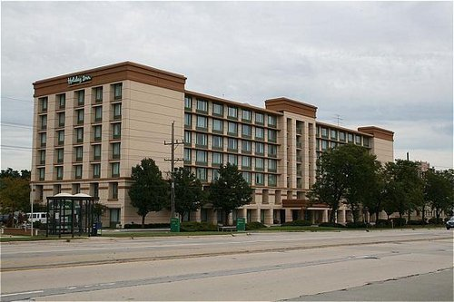 holiday inn chicago oakbrook in oakbrook terrace il