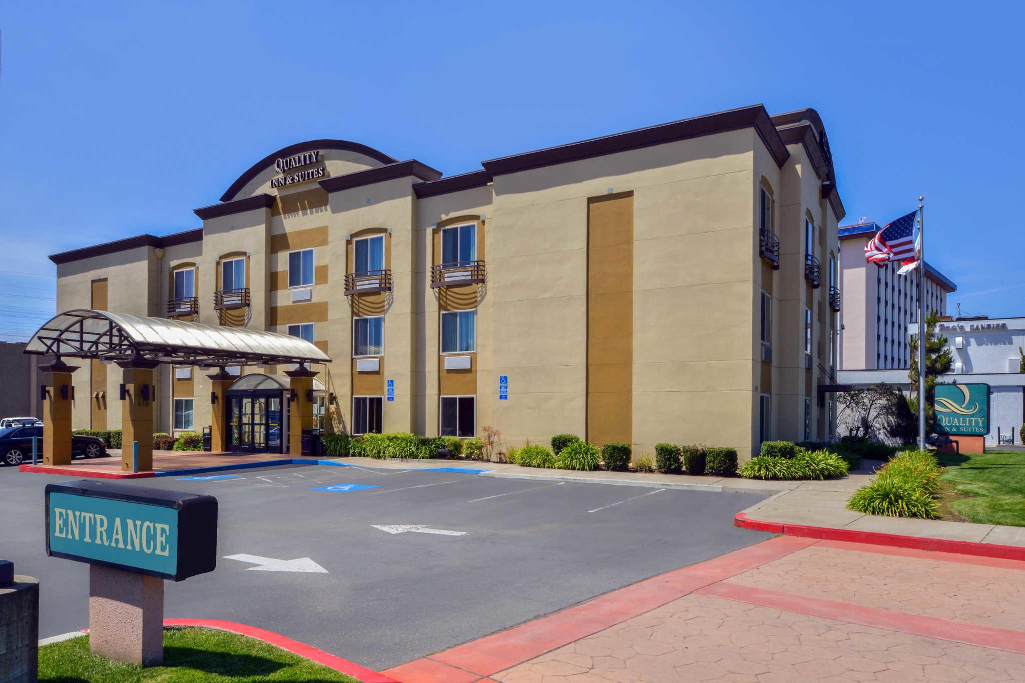 Motels Near San Francisco State University