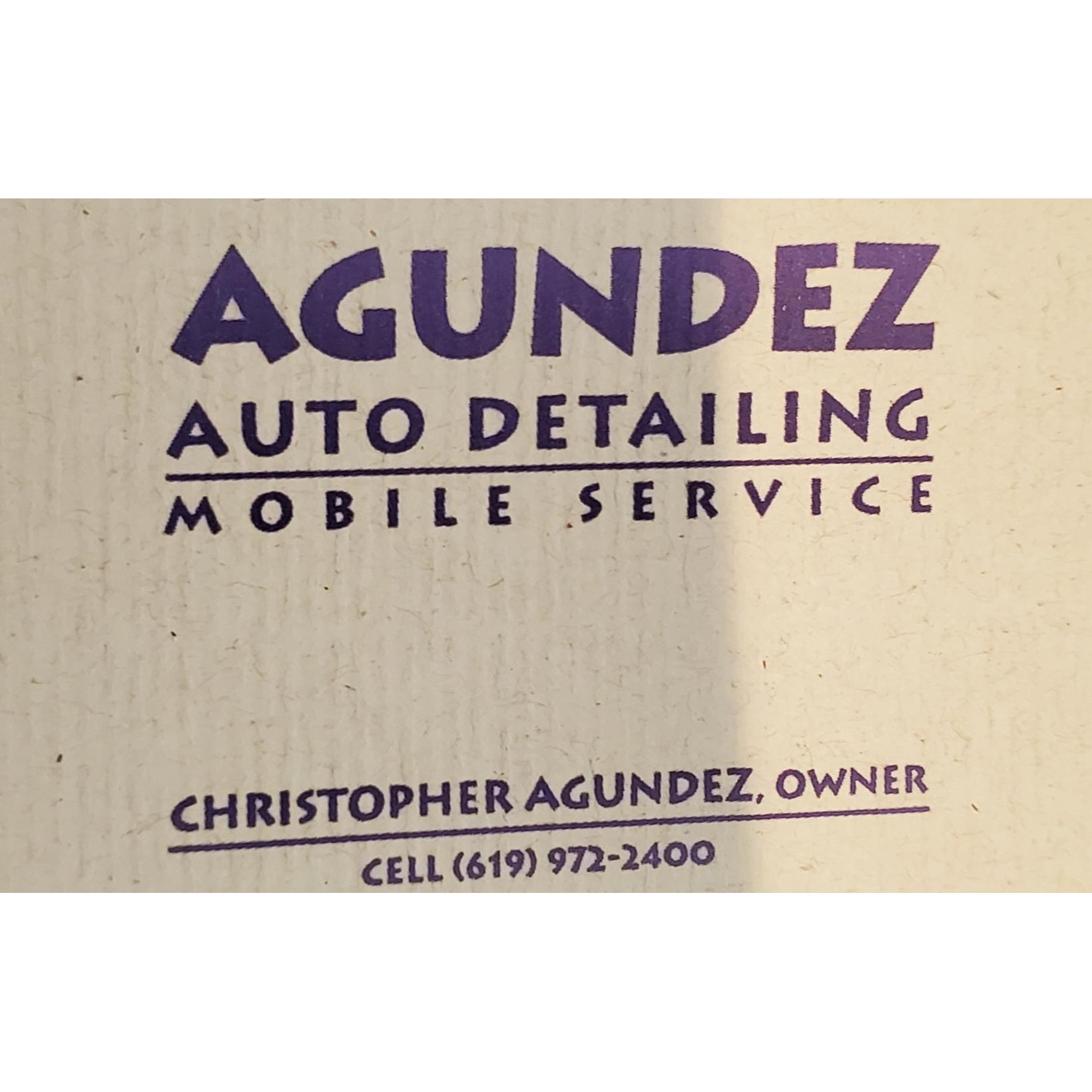 Agundez Auto Detailing