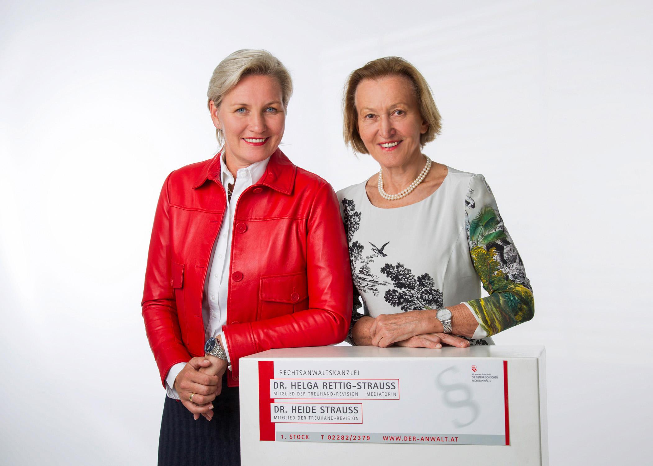 Dr. Helga Rettig-Strauss