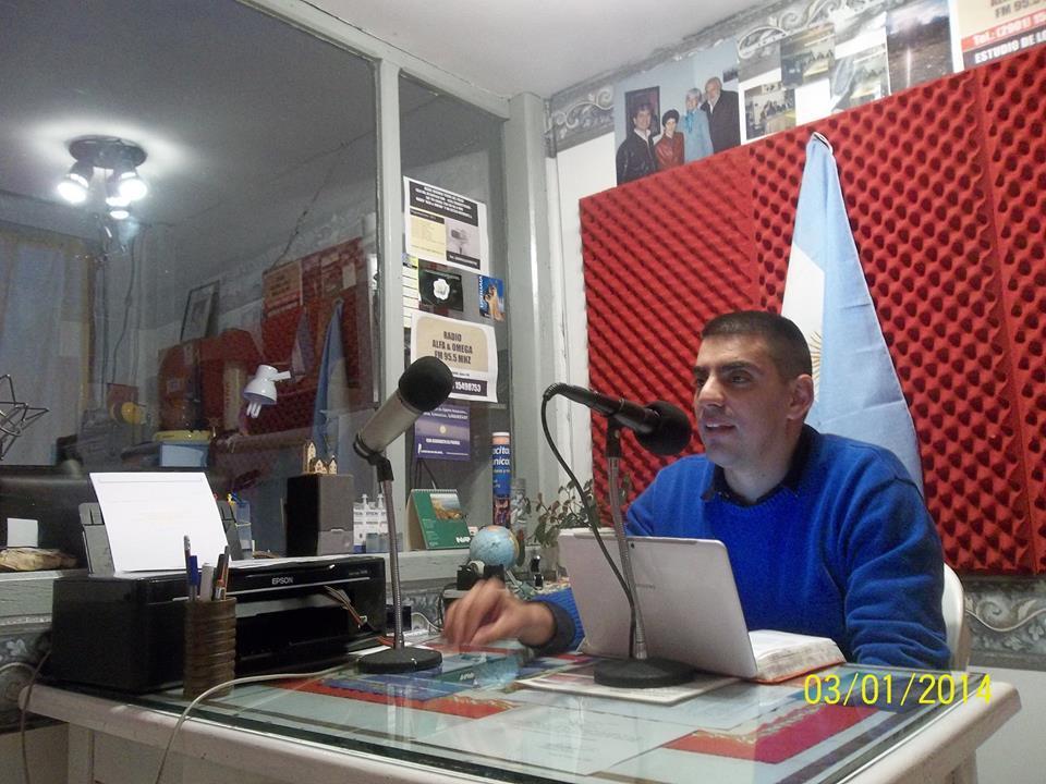 RADIO ALFA OMEGA 95.5