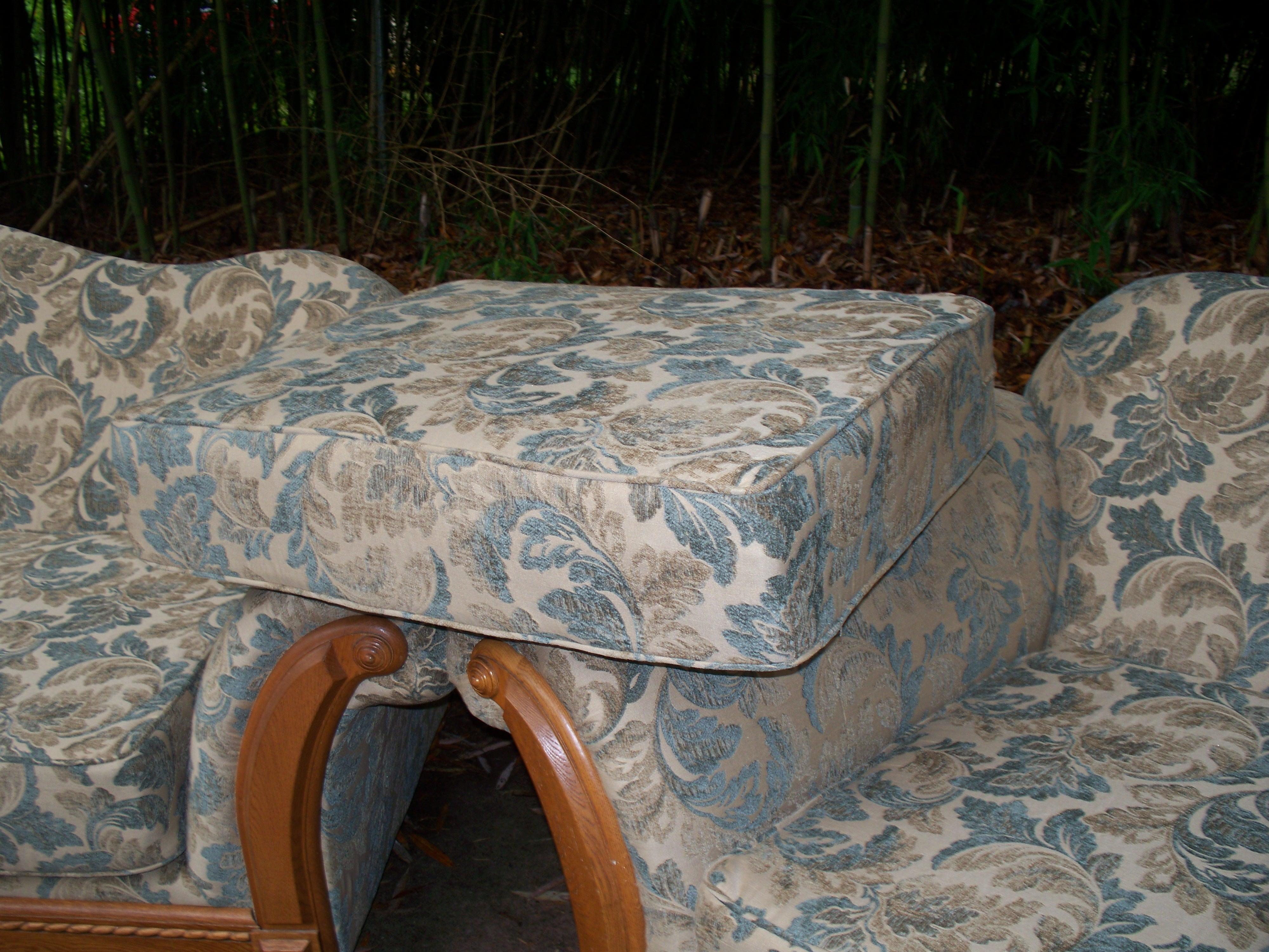 Stuff It Upholstery,  Foam Rubber, Church Pew Upholstering