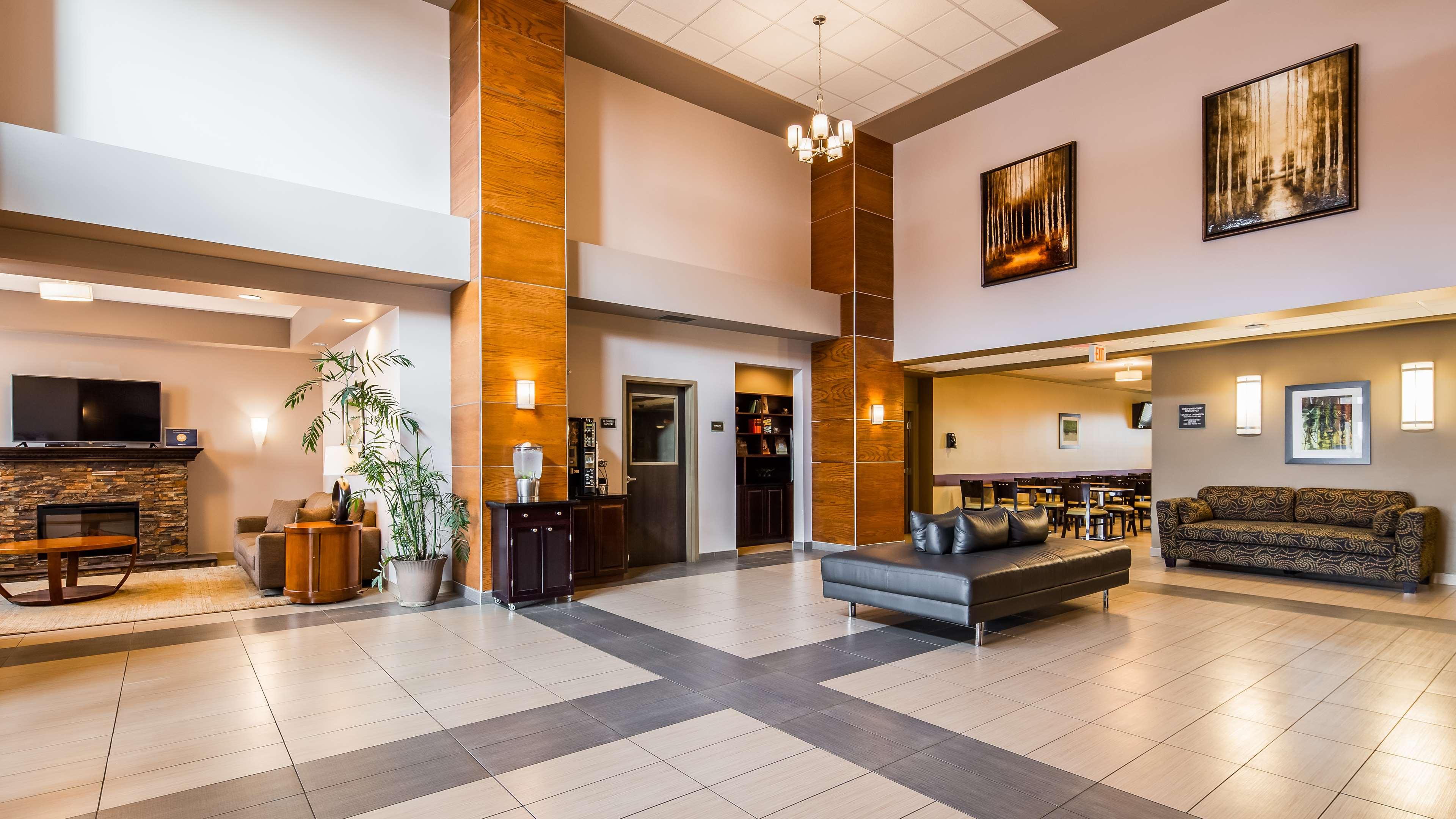 Best Western Hotel Moose Jaw