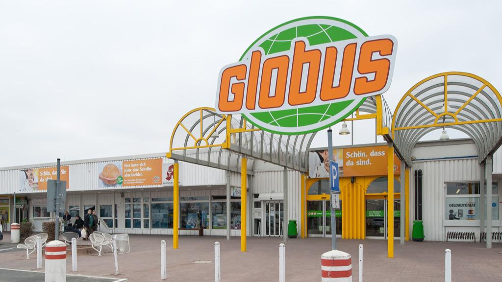 Bild der Globus Wiesbaden