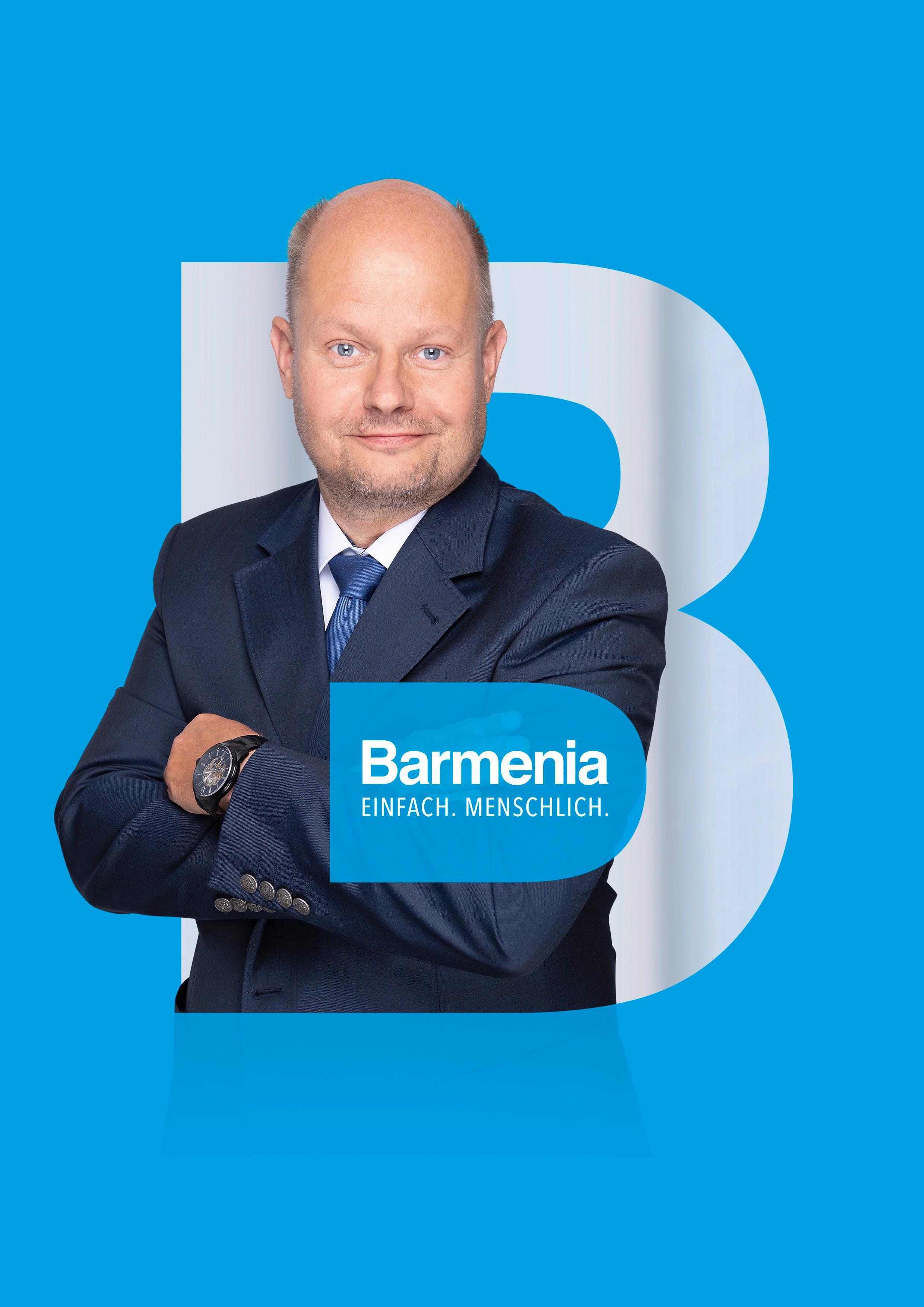 Jens Vehlhaber. Ihr Ansprechpartner für die Barmenia Versicherung in Essen.