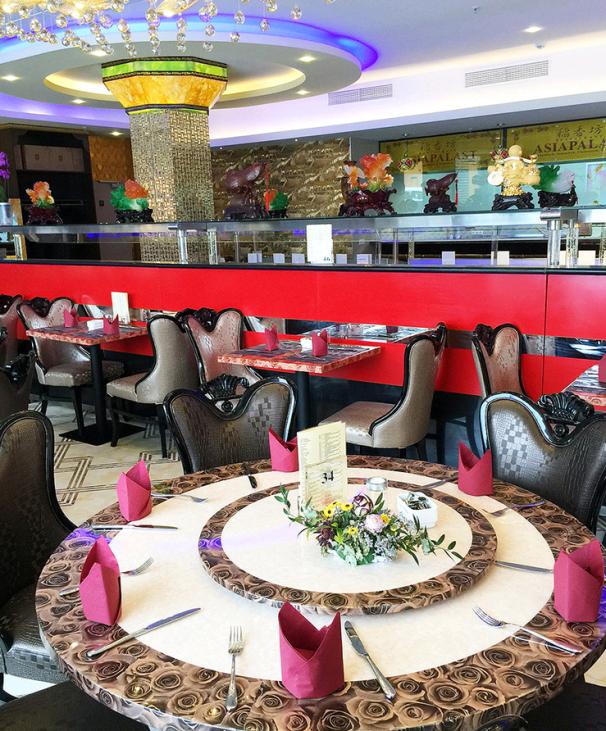 Restaurant Asiapalast Stein