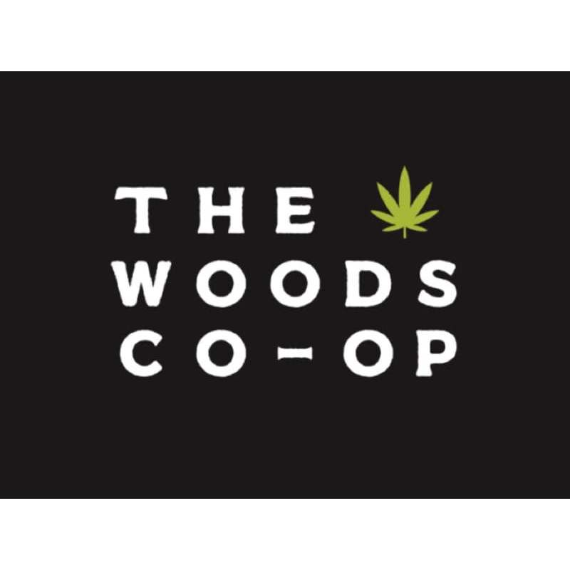 The Woods Co-Op Logo