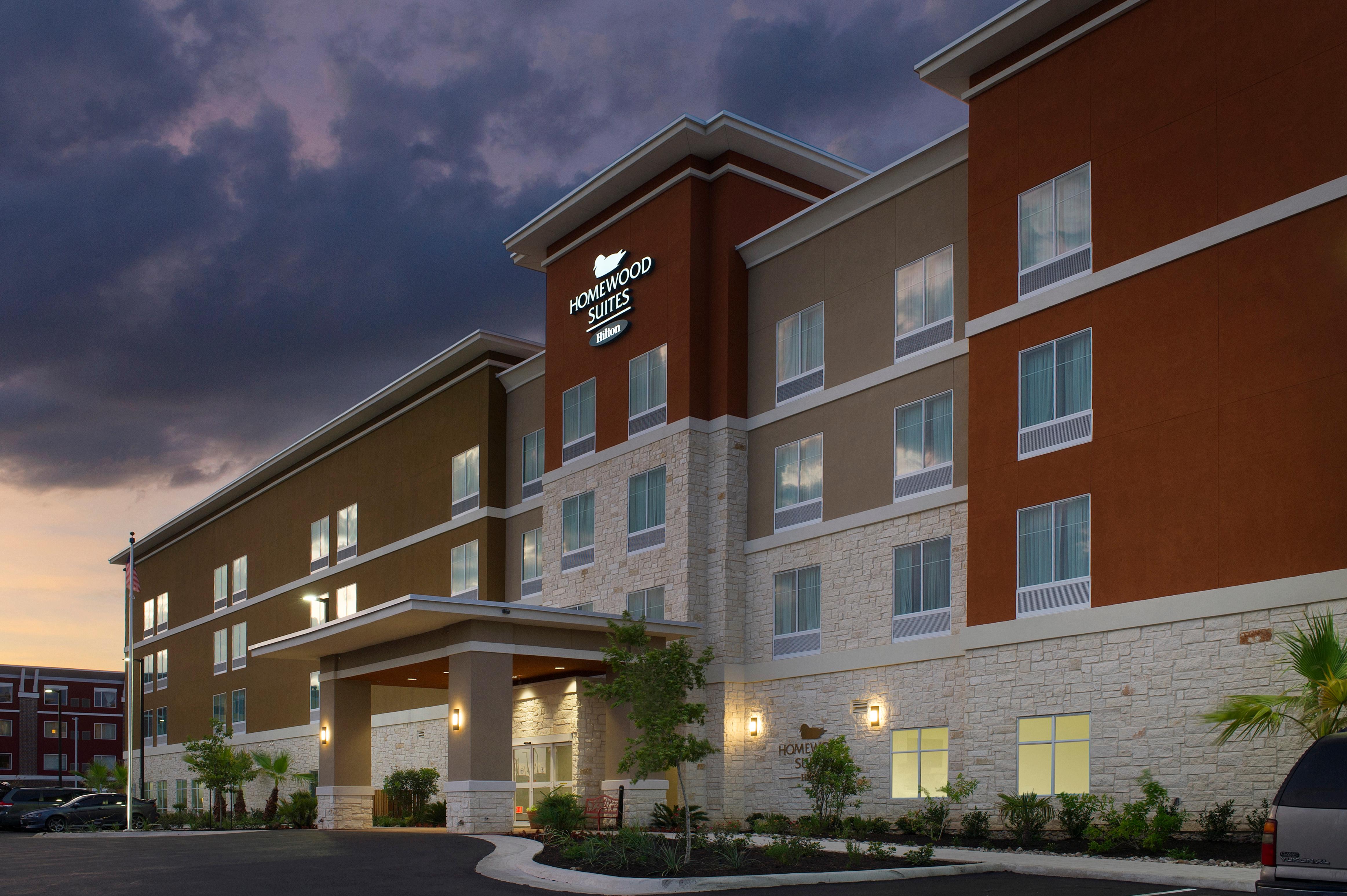 Homewood Suites By Hilton San Antonio Airport San Antonio Texas