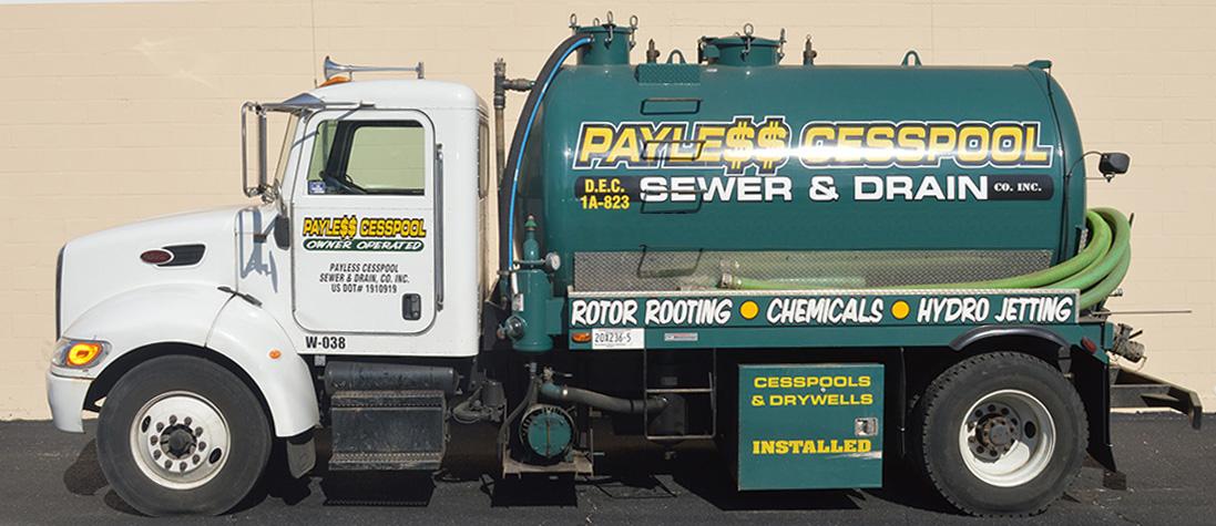 Cesspool Service Long Island | Payless Cesspool image 0