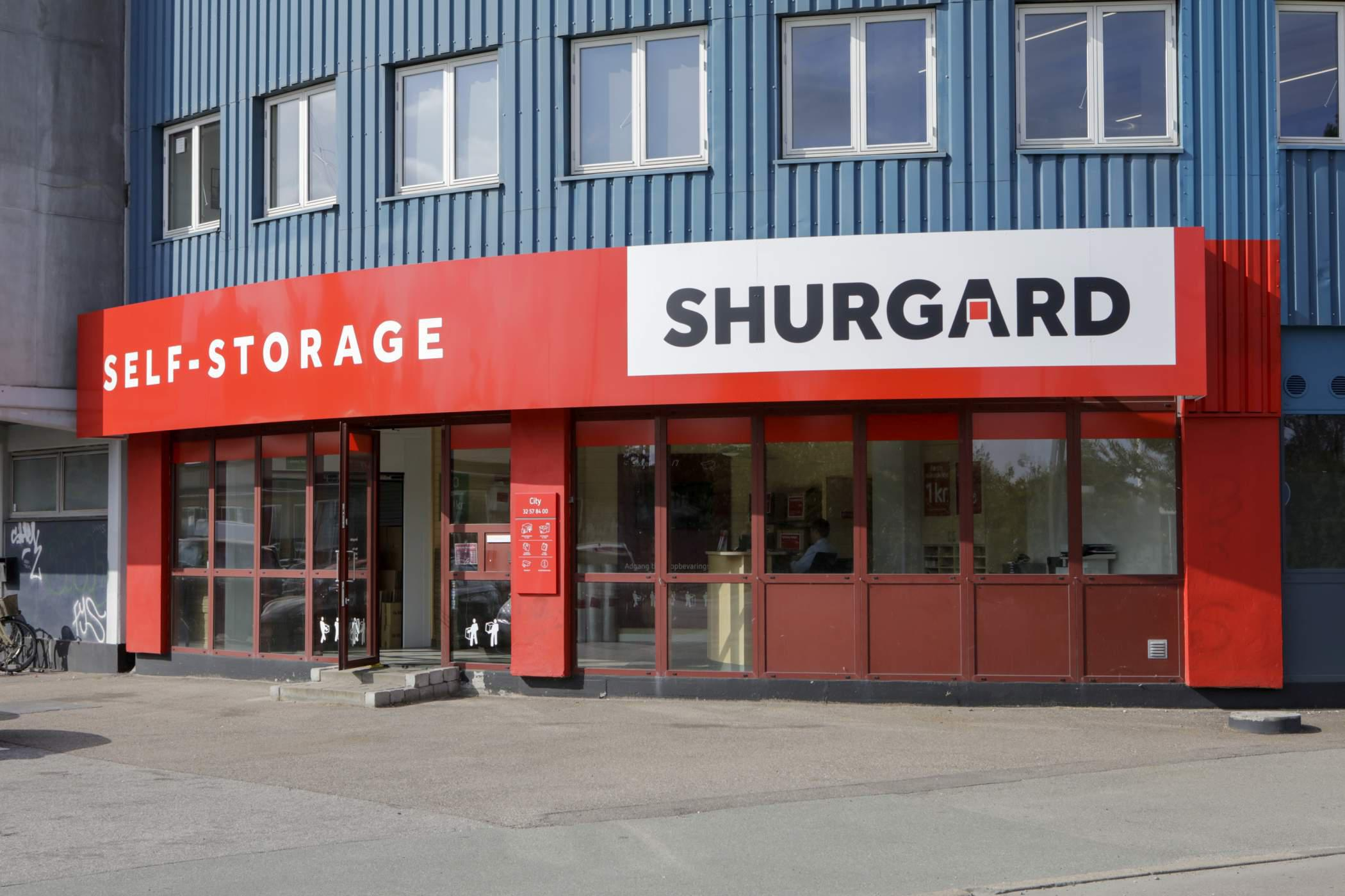 Shurgard Self-Storage City