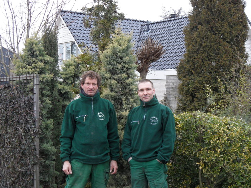Mee & Jansen Hoveniers vd