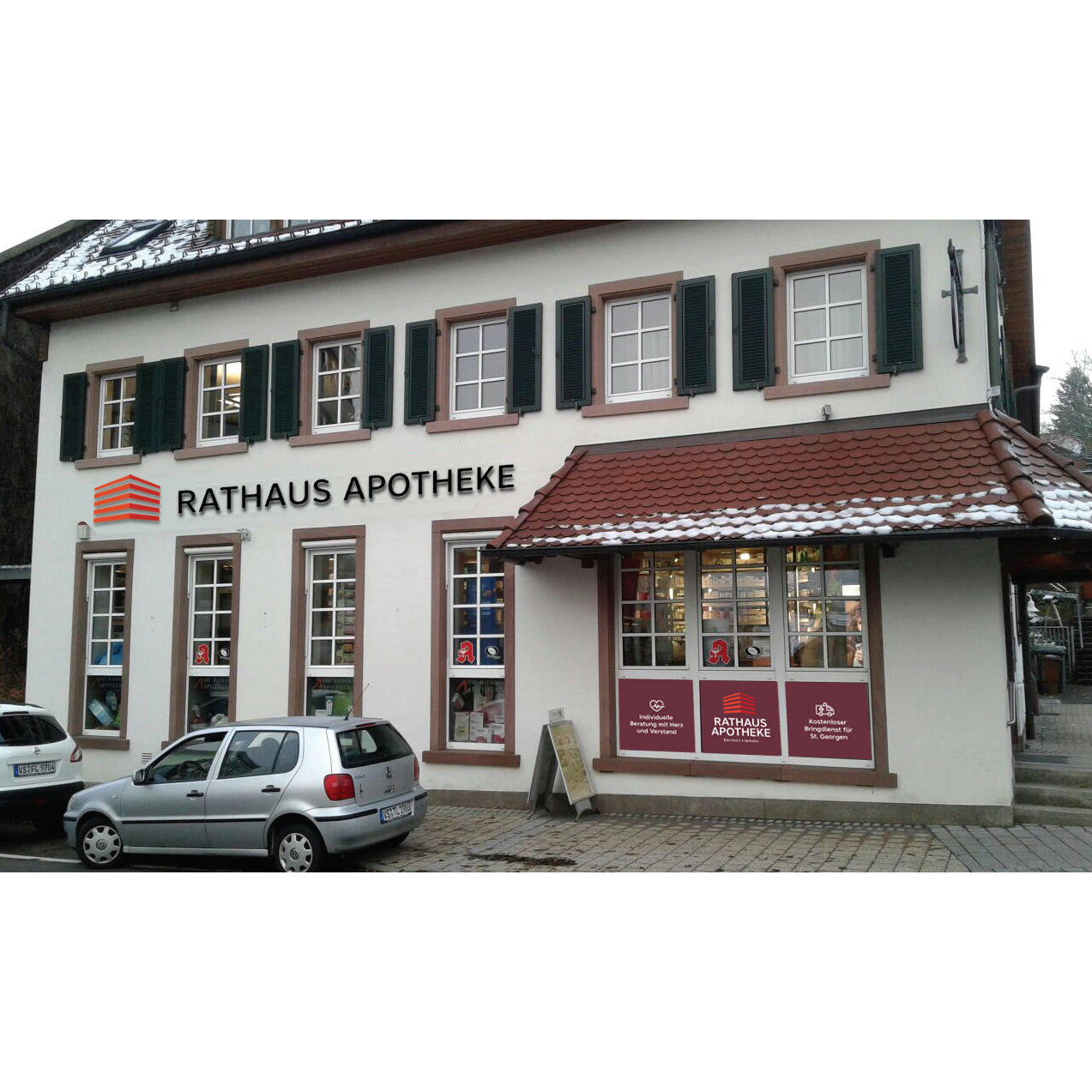 Bild zu Rathaus-Apotheke in Sankt Georgen im Schwarzwald