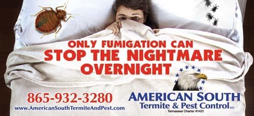 American South Termite & Pest Control Llc