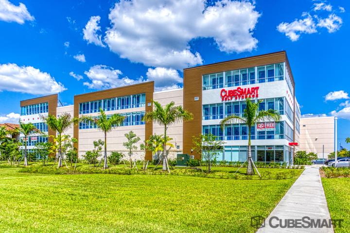 CubeSmart Self Storage - Davie, FL 33328 - (954)687-1802 | ShowMeLocal.com