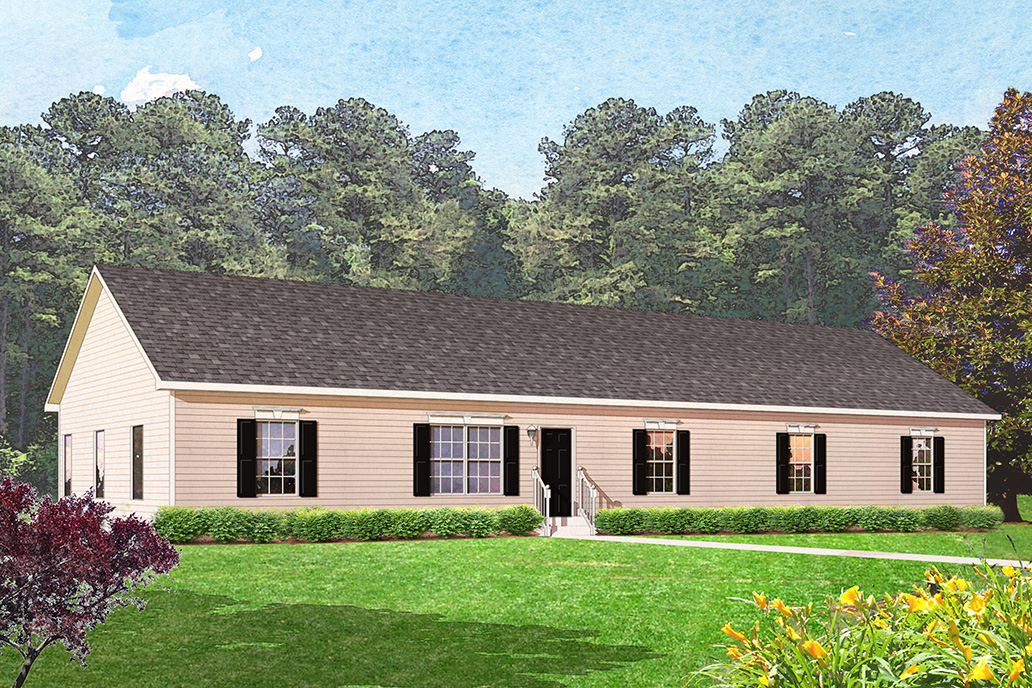 Oakwood homes greenville nc for Home builders greenville nc
