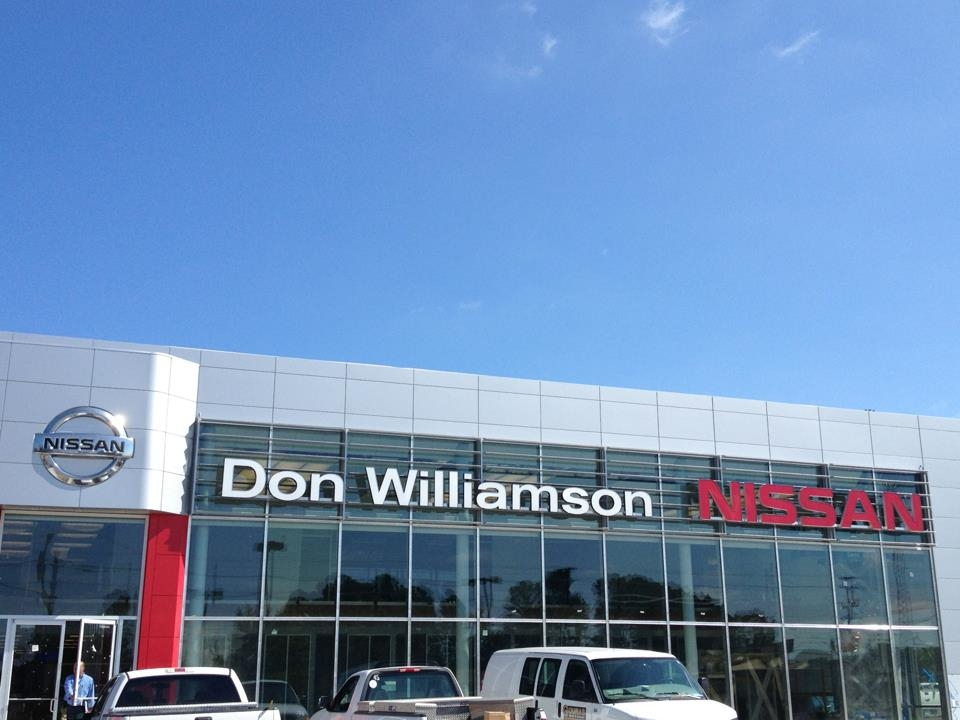 Don Williamson Nissan in Jacksonville, NC 28546 ...