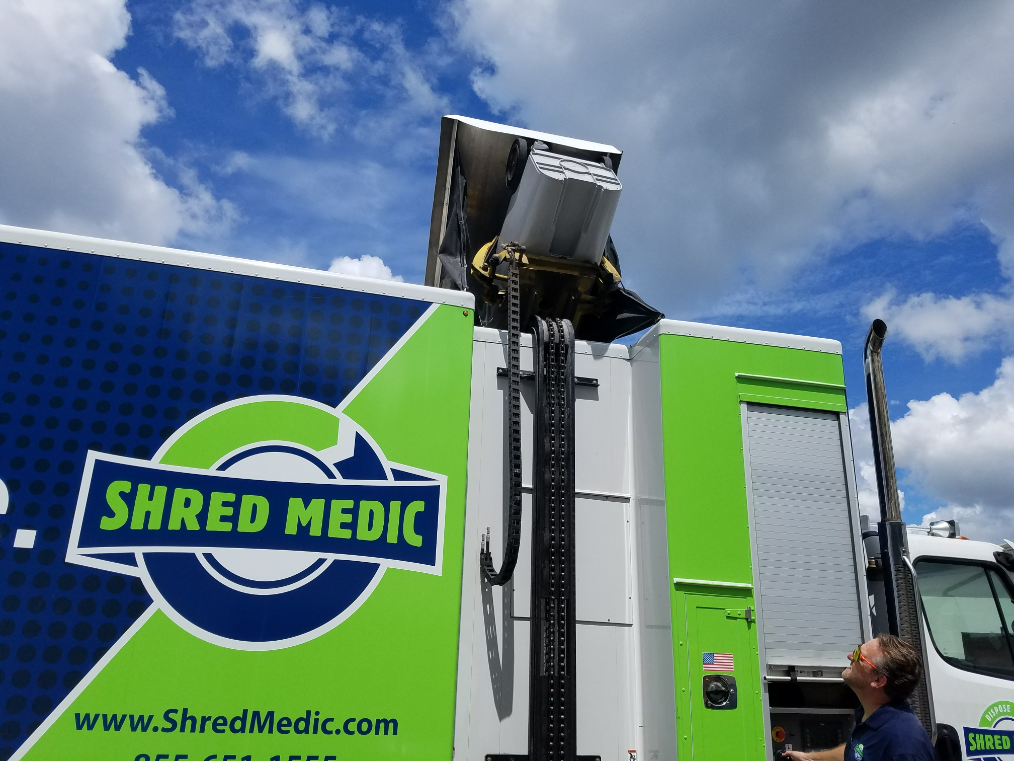 Shred Medic