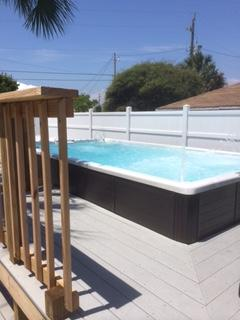 Aloha pools and spas in tallahassee fl 32309 for Tallahassee pool builders