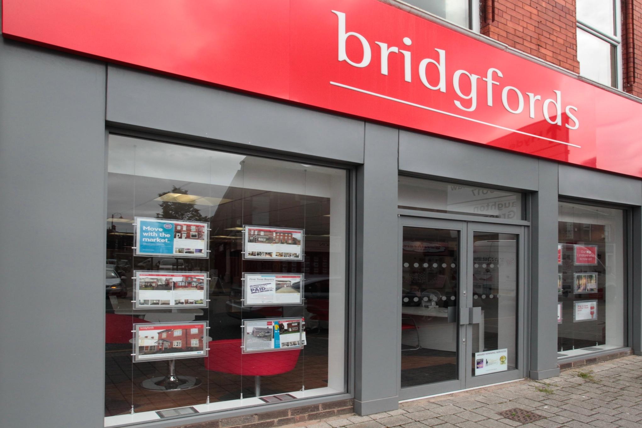 Bridgfords Estate Agents Denton