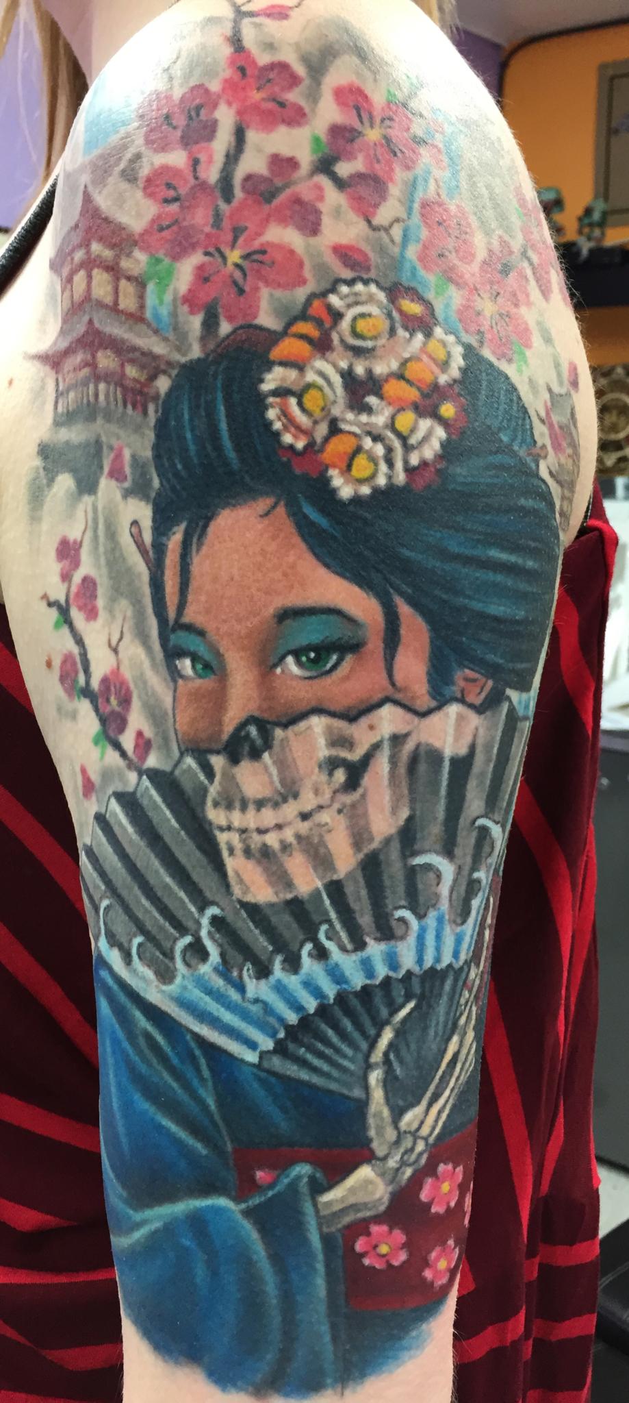 New Dimension Tattoos Calgary (403)719-8099
