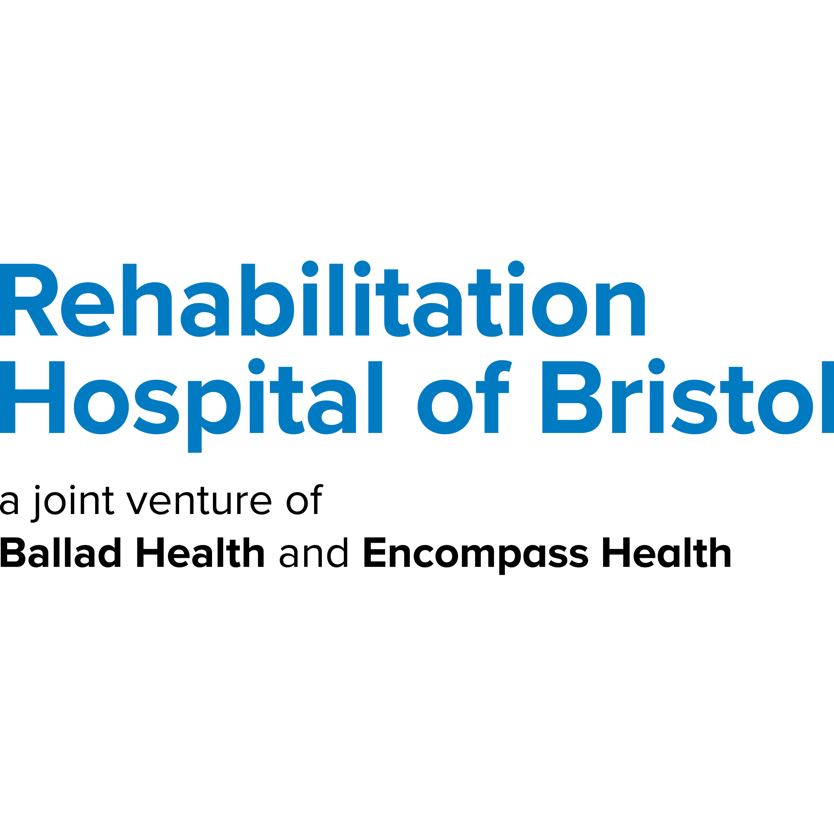 Rehabilitation Hospital of Bristol, a joint venture of Ballad Health and Encompass Health