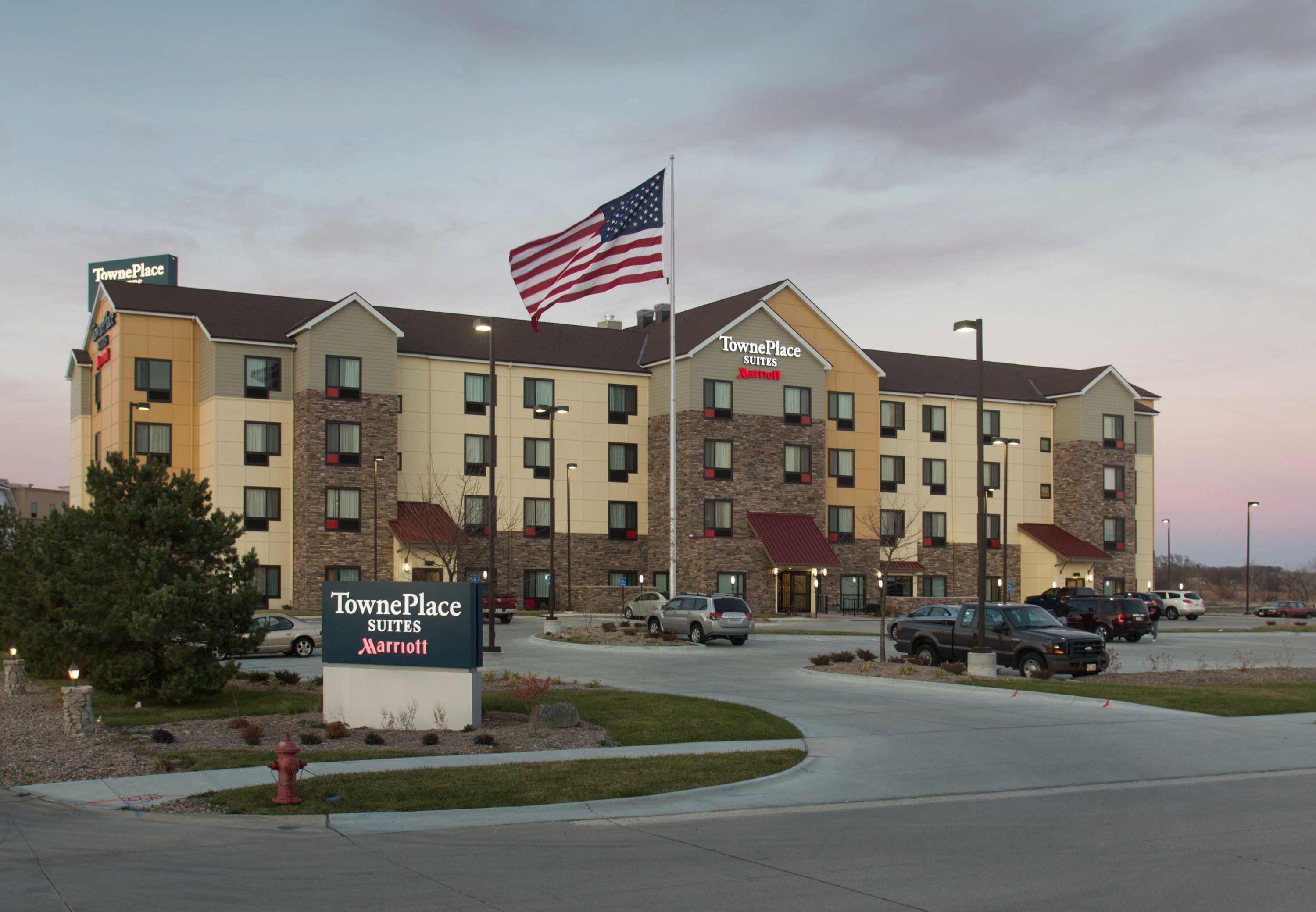 Towneplace Suites Lincoln North In Lincoln Ne 68504