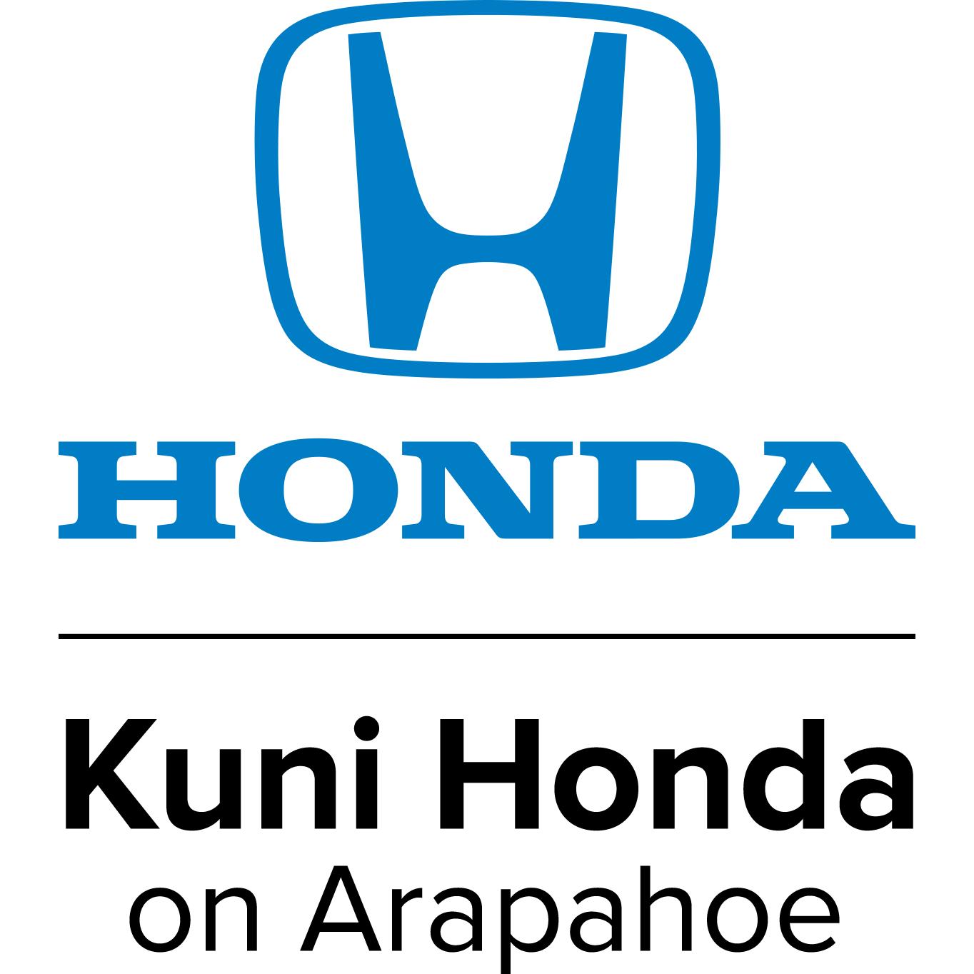 Parts Department at Kuni Honda