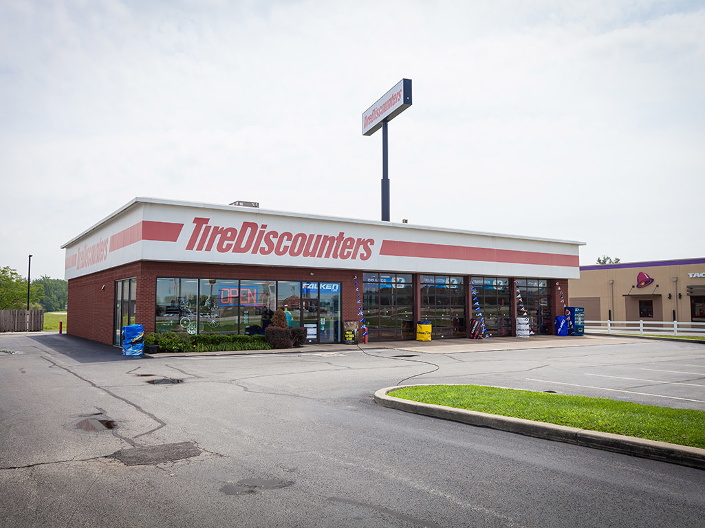 Tire Discounters in Mount Orab, OH 45154 ...
