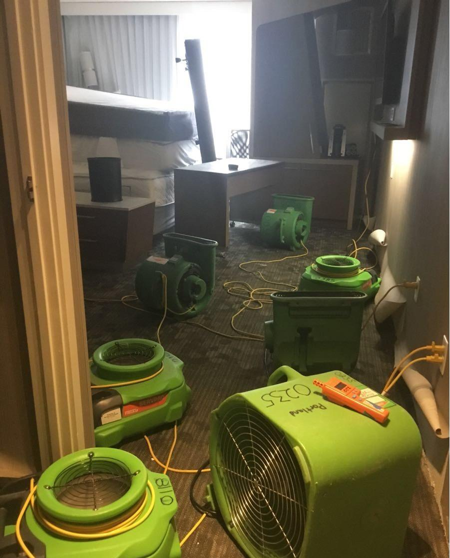 Servpro Of South Portland And Scarborough Gorham Maine