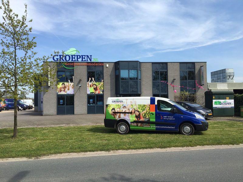 Groepen.nl  Centrum voor Groepsaccommodaties CVG
